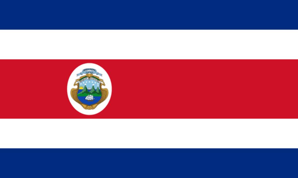 Costa Rica Flad