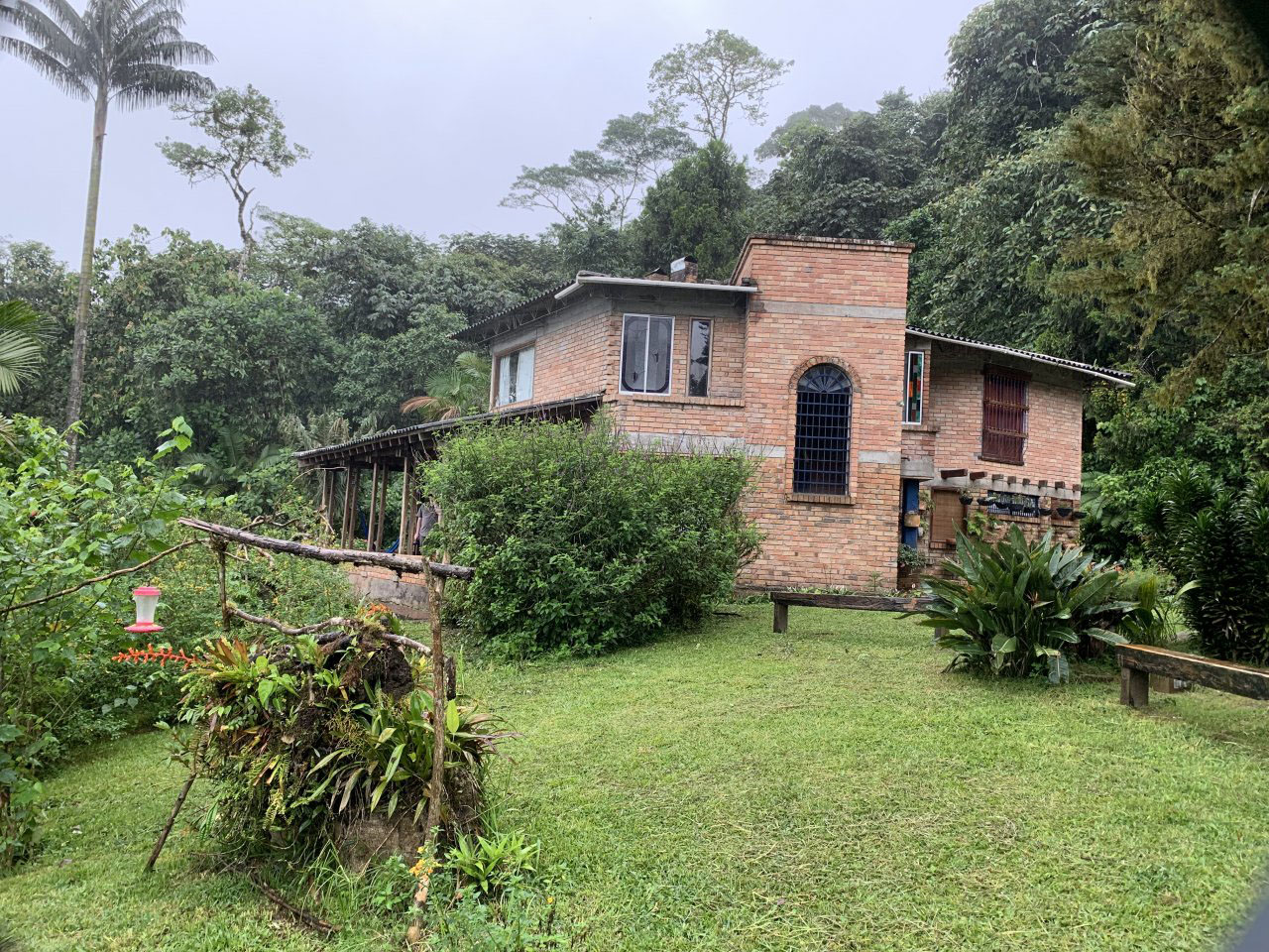 La Minga Eco Lodge