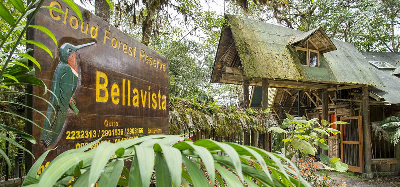Bellavista Cloud Forest Lodge