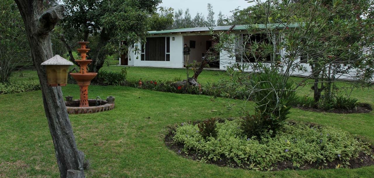 Puembo Birding Gardens