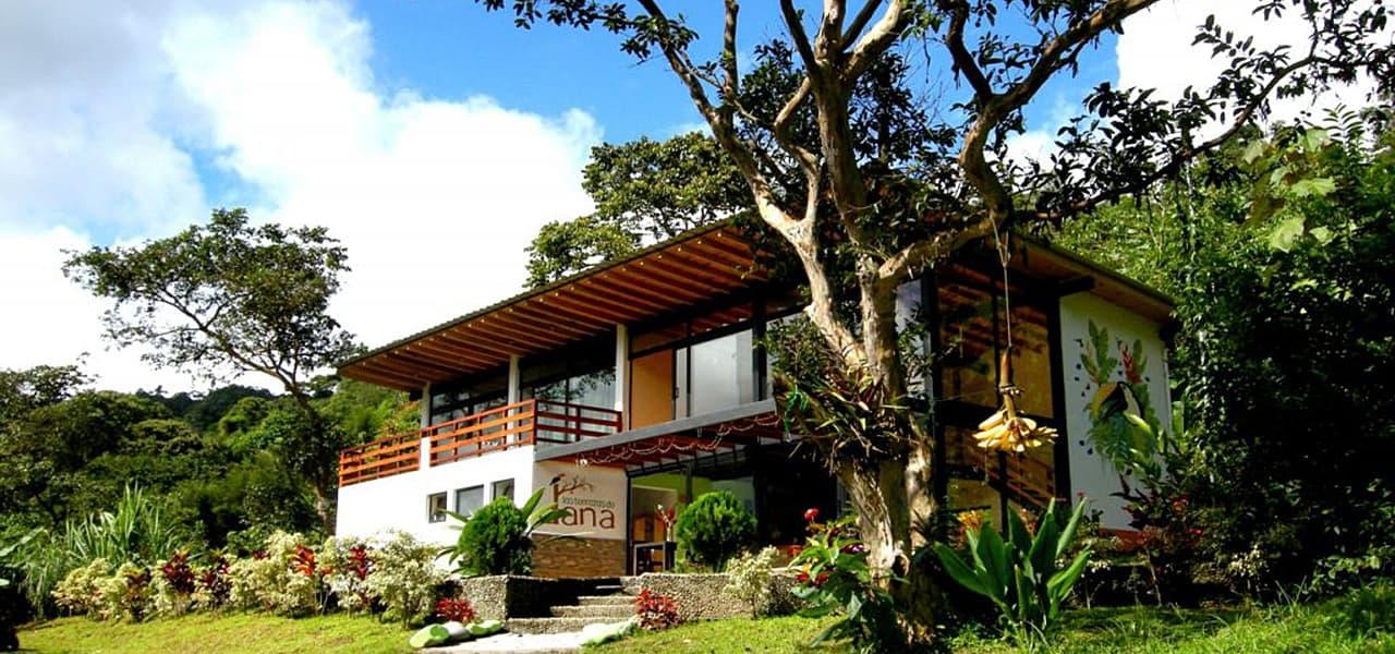 Las Terrazes de Dana Lodge