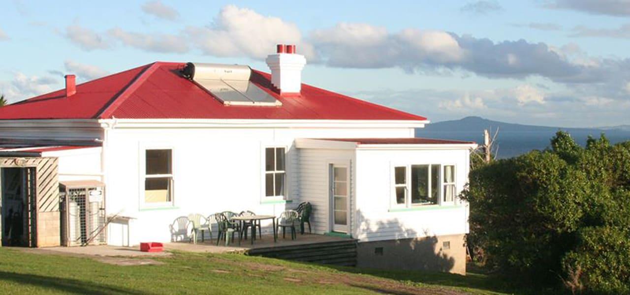 Tiritiri Matangi Bunkhouse
