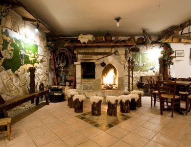 Albergo Paradiso Lounge
