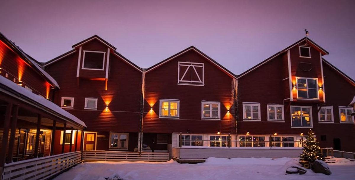 Batsfjord Hotel -Big