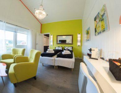Batsfjord Hotel Room3