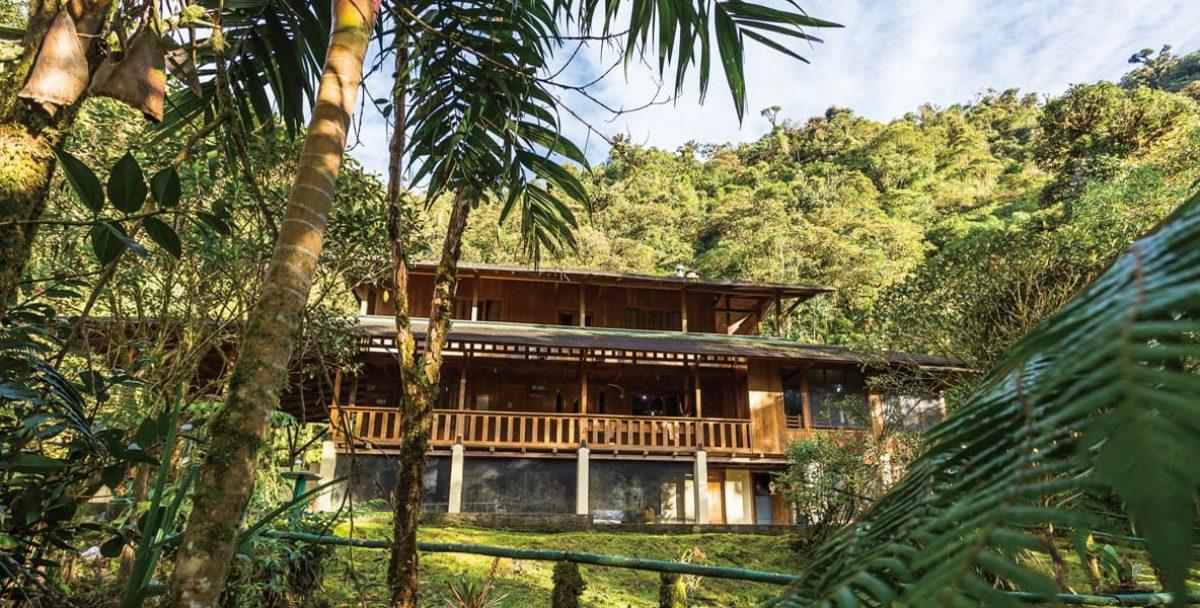 Casa Simpson Lodge Large
