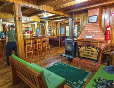 Casa Simpson Lounge and bar