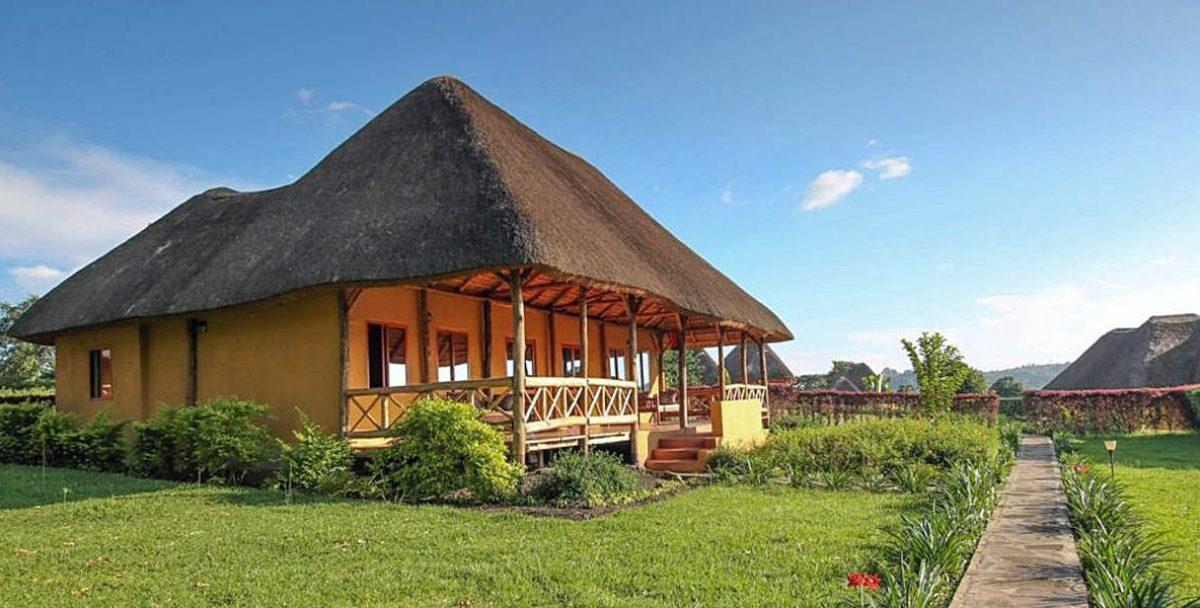 Crater Safari Lodge