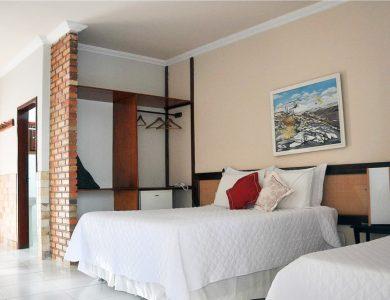 Hotel Pedro dos Ventos - bedroom