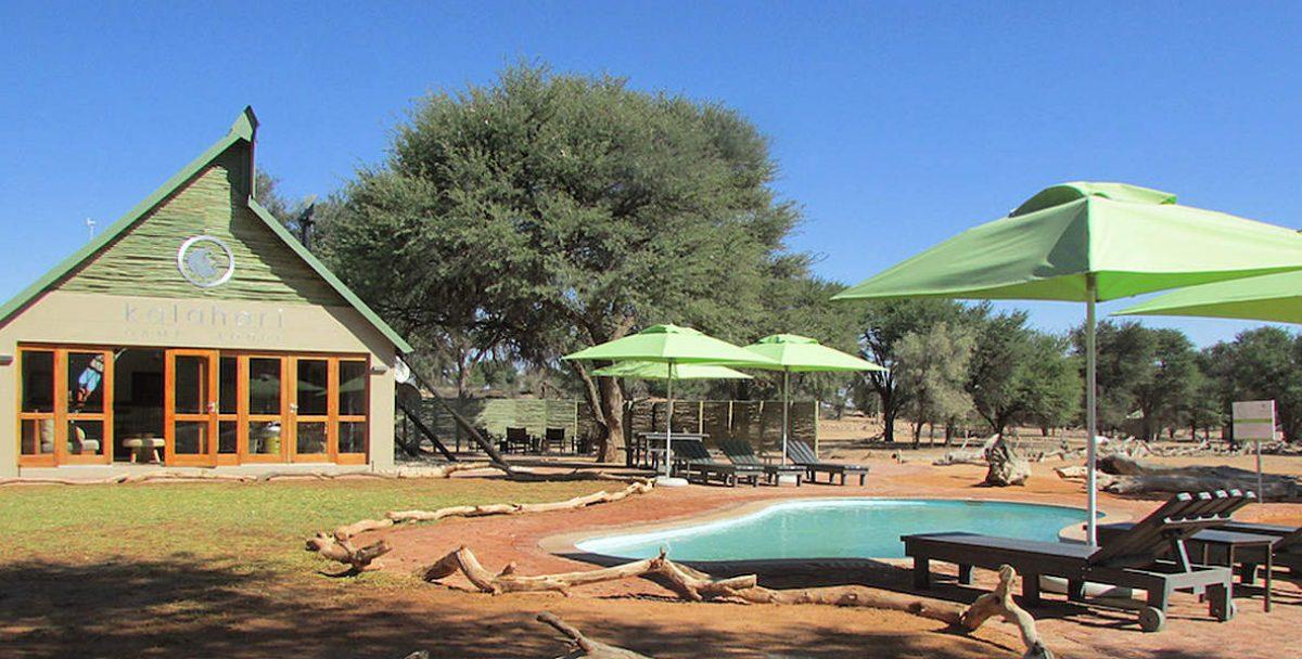 Kalahari Game Lodge - Big