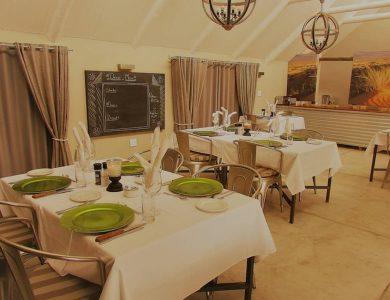 Kalahari Game Lodge - Dinner