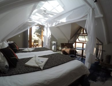 Kalahari Game Lodge - Tent