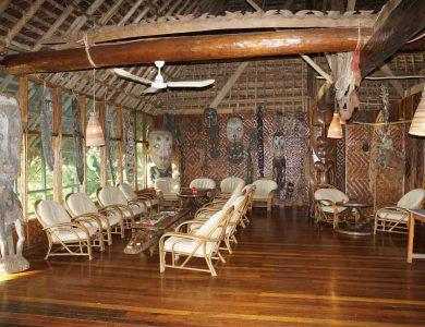 Karawari Lounge Area