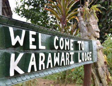 Karawari Welcome