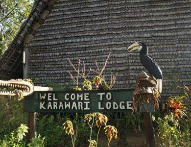 Karawari Welcome2