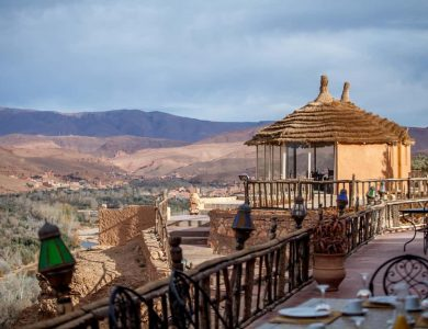 Kasbah Tizzarouine - Click here for more info