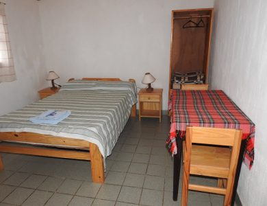 La Esquina Hostal Bedroom
