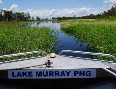 Lake Murray Boat trip