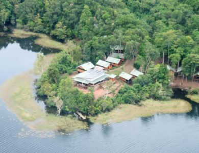 Lake Murray Lodge View