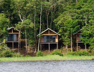 Lake Murray Cabins
