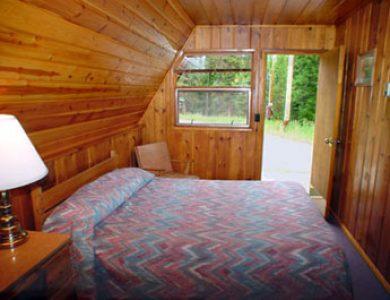 Pahaska Tepee Resort cabin