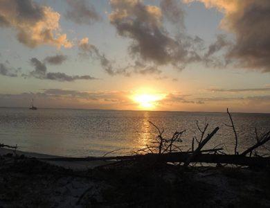 Pousada pousa alegre - sunset