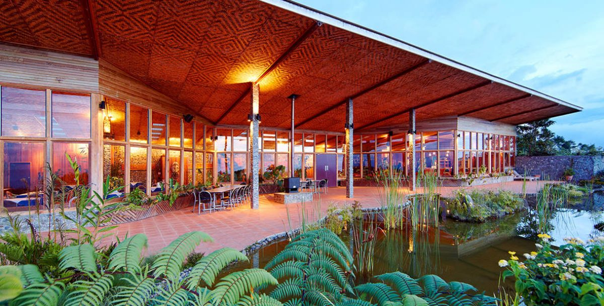 Rondon Ridge Lodge