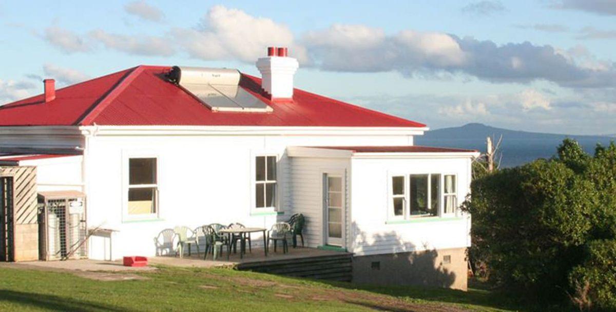 Tiritiri Matangi Bunkhouse - Click here for more info
