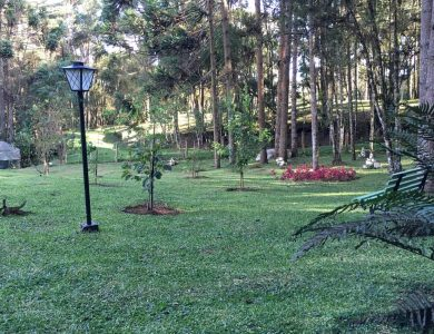 Vila Flor - garden