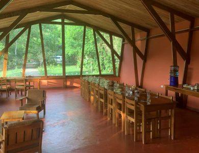 Villa Carmen dinning room