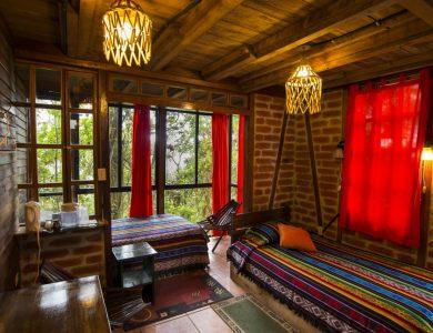 Standard Room at Bellavista Cloud Forrest Lodge