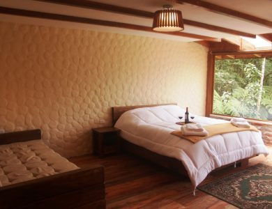 Another Superior room at Bellavista Cloud Forrest Lodge