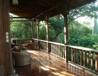 Urraca - balcony-area