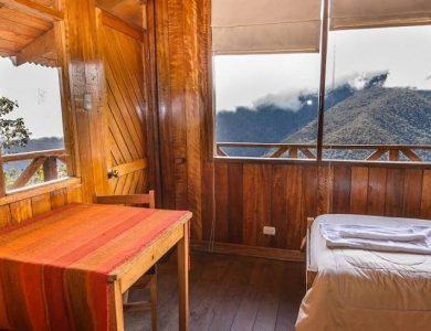 Wayqecha bedroom