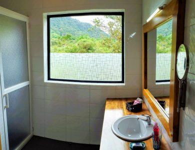 Las Terrazas Lodge - Deluxe bathroom