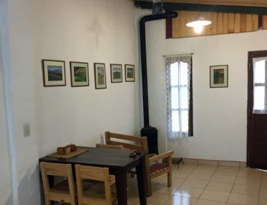La Esquina Hostel dining-area