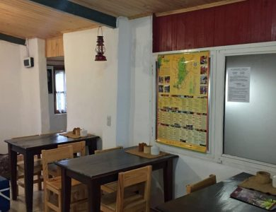 La Esquina Hostal dining-area