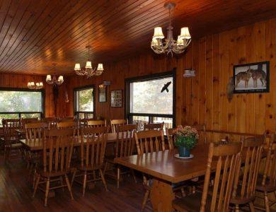 Montecito Sequoia Lodge - dining-area