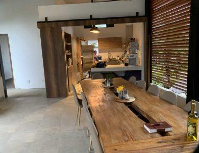Araucana Lodge - Dining area
