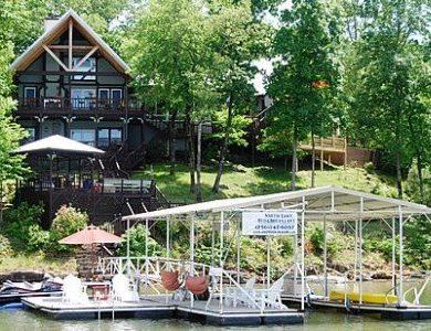Smith Lake B&B - Exterior view