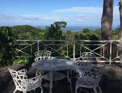 Casa Hacienda - Fabulous view of the reserve