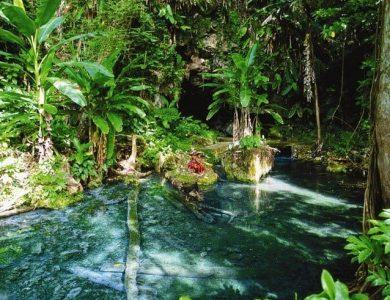 Malolo Plantation Lodge - Fresh water swimming pool