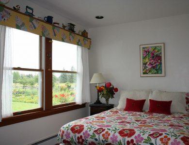 Gustavus Inn homestead-room