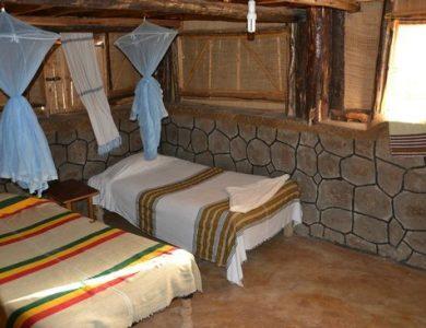 Awash Falls Lodge Room