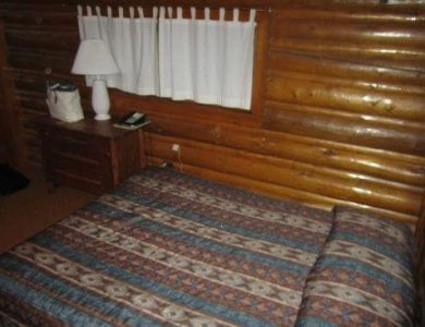 Pahaska Tepee Resort inside-one-of-the-rooms