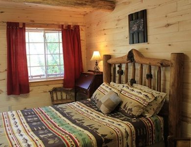 Blue Creek Lodge inside-one-of-the-rooms