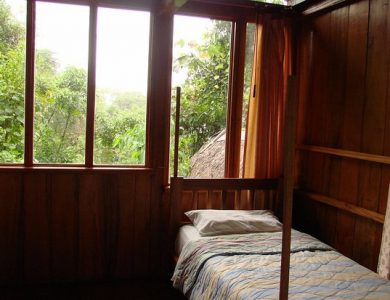 Choco Lodge - inside-one-of-the-rooms
