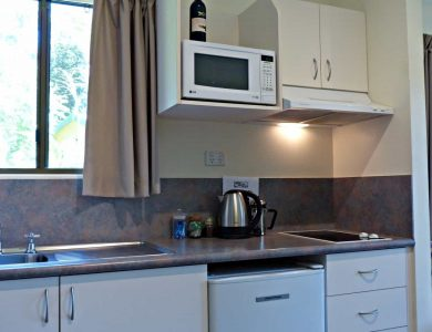 Daintree Valley Haven - Kitchenette