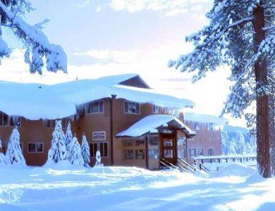 Montecito Sequoia Lodge - lodge-in-the-snow