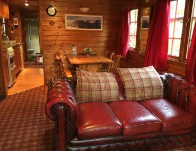 Lurchers Cabin - Click here for more info